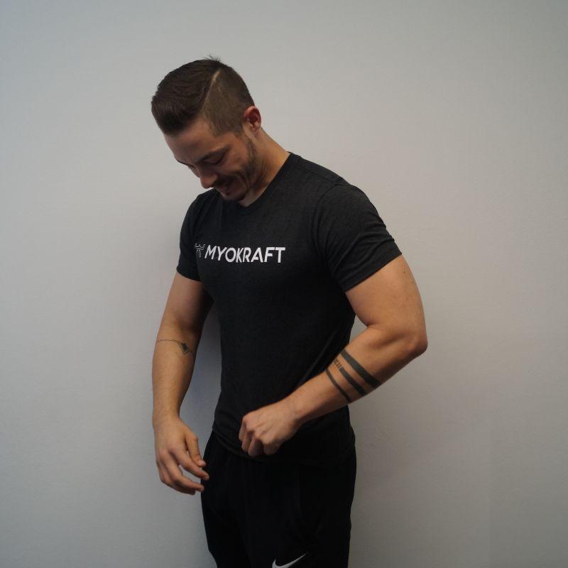 T-Shirt Herren Schwarz – neue Kollektion